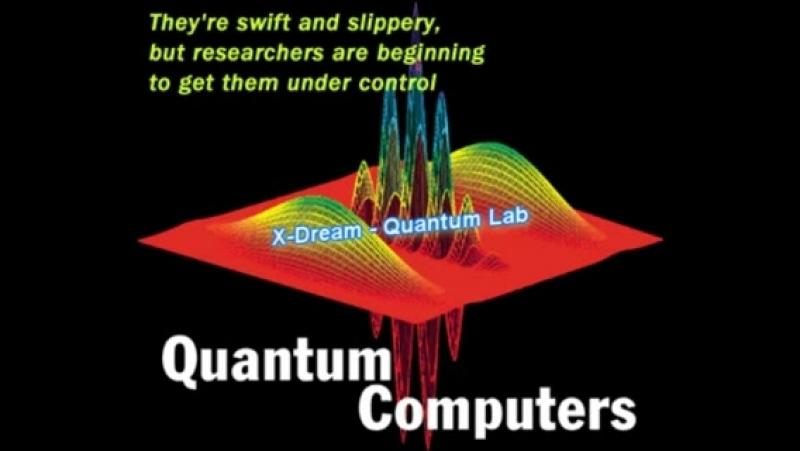 X dream ★ quantum lab