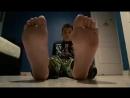 Hermosos pies bebe