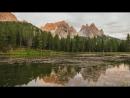 Доломитовые Альпы, Италия.
