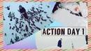 Action Day 1ГраффитиПаркурЗима 2017.