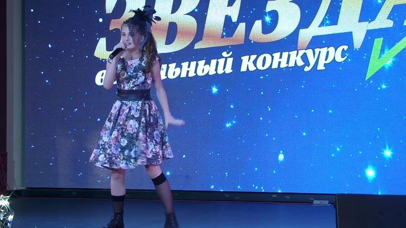 Сенди. Ксюша Павлюченко. Дети поют и танцуют.