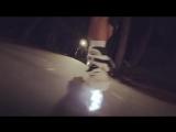 Luminous 110mm - White + FR Skates 3x110 Frame of White Seba FR1 boot.