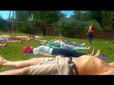 Апогей практики - шавасана:) Самое вкусное было до!)Кундалини-йога с Анастасией Кемаевой