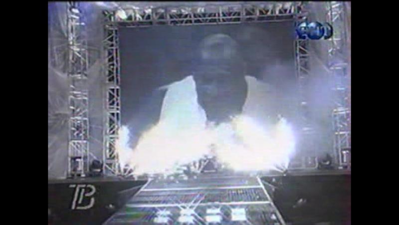 Титаны реслинга на ТНТ и СТС WCW Nitro October 23 2000