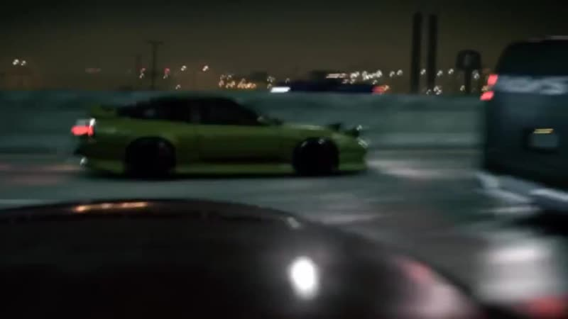 GMV Need For Speed Drop it