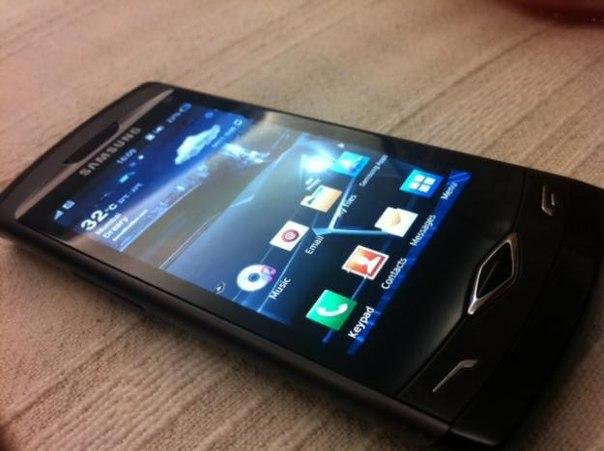 Samsung S8500 Wave | ВКонтакте