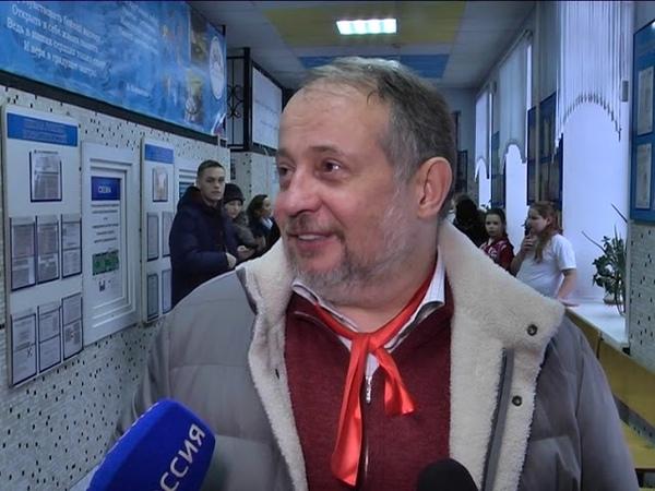 В Новокузнецке открыли спортивный корпус 41 школы