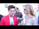 Asher Monroe Talks Working with Chris Brown - 2013 Billboard Music Awards Interview