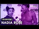 Nadia Rose Best Video Winner Interview 2016