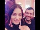 Murat Yıldırım ve Faslı eşi Imane MGD gecesinde 08052018