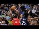 Houston Rockets vs Minnesota Timberwolves - Full Game Highlights | Game 4 | April 23, 2018 | NBA