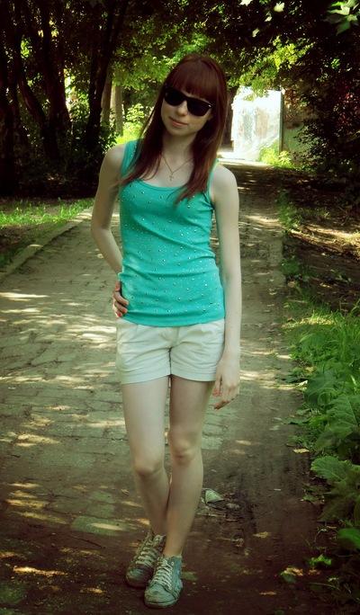 Arina Osipova, 29 июня 1996, Москва, id222023230