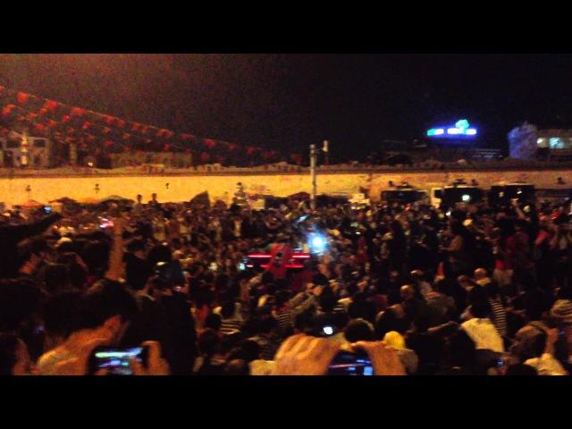 Taksim Meydanı David Martello (Piyano resitali) direngeziparkı