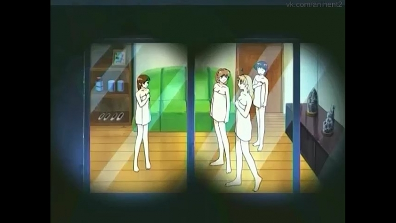 Green Green(Жаркое лето) OVA 2002 [RUS озвучка] (юмор, аниме эротика, этти, ecchi, hentai, хентай)