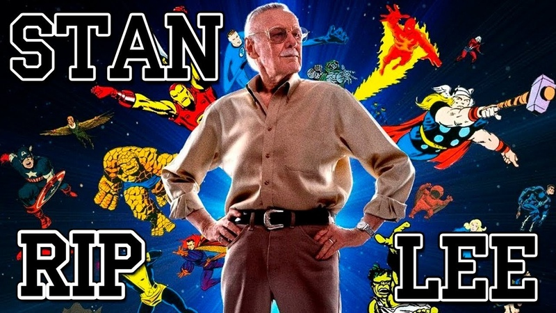 Stan Lee RIP - Thanks for all (1992-2018)