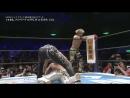[My1] Sakura Genesis 2018: IWGP Jr. Heavyweight Tag Team Championship Match Champions Suzuki-gun (El Desperado Yoshinobu Kanem