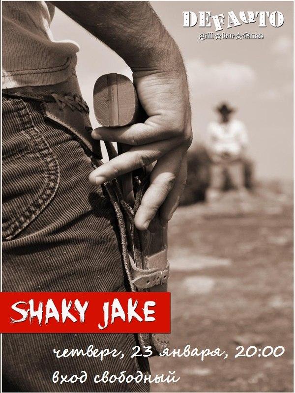 23.01 Shaky Jake в Defaqto