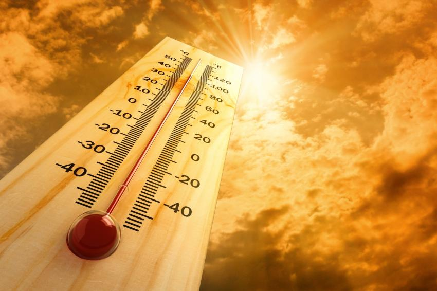 ЭКСТРЕННОЕ ПРЕДУПРЕЖДЕНИЕ МЧС: ожидается сильная жара до 42 °С
