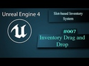 [Eng] Slot-based Inventory System: Inventory Drag and Drop 007