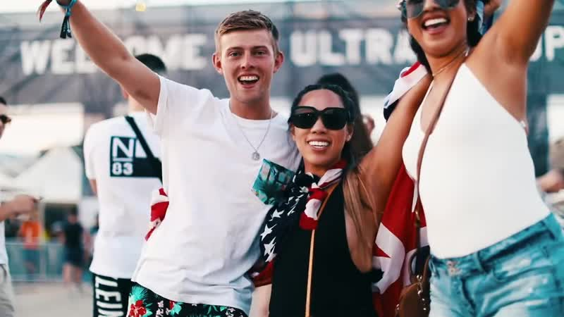 Ultra Europe 2018 Heineken Relive