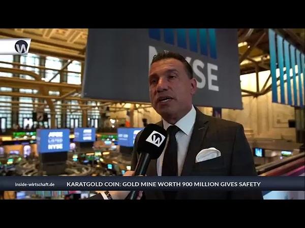 KARATBARS Новости Нью Йоркской фондовой биржи