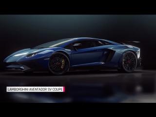Asphalt 9: Легенды - Lamborghini Aventador SV Coupé