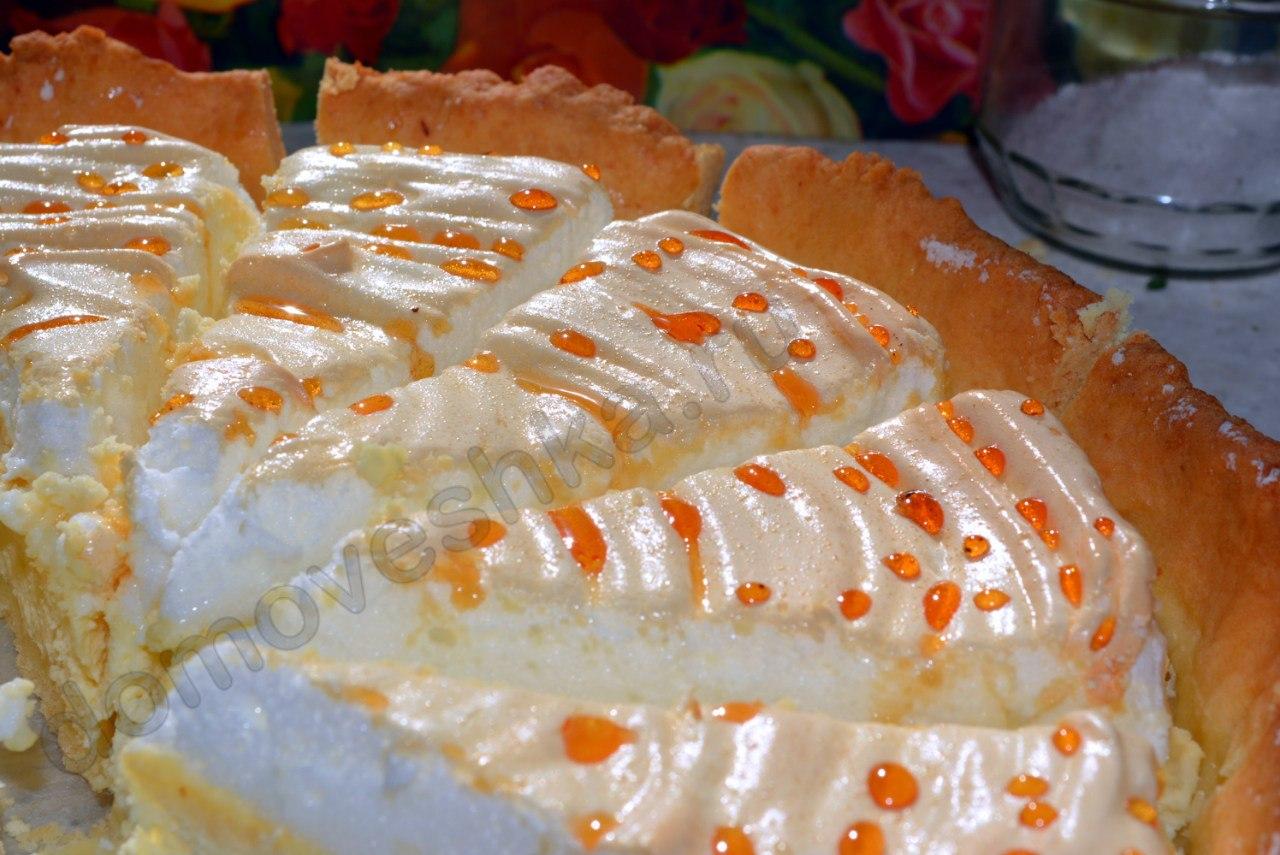 торт пирог слезы ангела