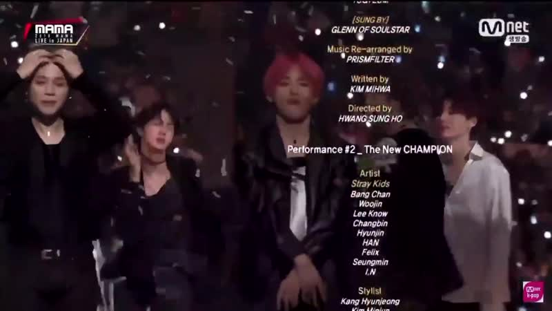 I was focus on taes but then seokjin in the back just- -