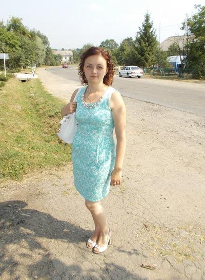 Марія Маланчук, 13 сентября 1989, Дрогобыч, id199601388