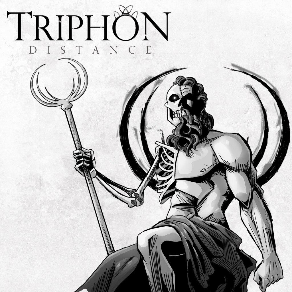 Triphon - Distance (2012)