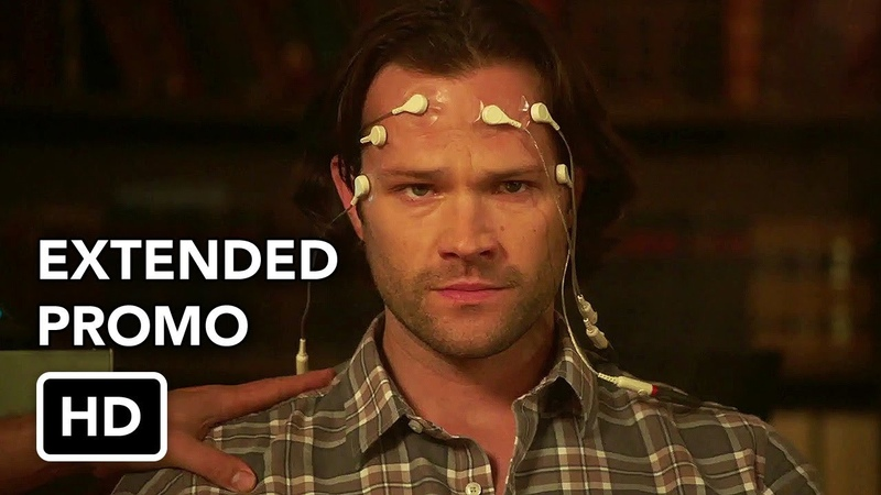 Supernatural 14x10 Extended Promo Nihilism (HD) Season 14 Episode 10 Extended Promo