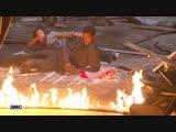 The Walking Dead S09E06 Featurette - A Fiery Revenge