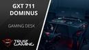 Твой лучший сетап вместе с GXT 711 Dominus Gaming Desk!