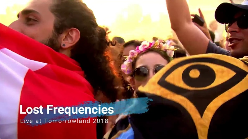 Fisher Losing It Lost Frequencies @Live Tomorrowland Fisher