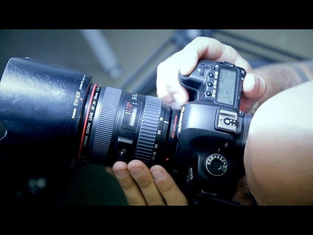 Street Fashion Photography - Behind the Scenes with Nick Fancher