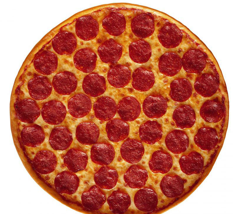 Пицца - очень популярная еда на вынос