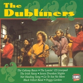 The Dubliners альбом An Hour With The Dubliners