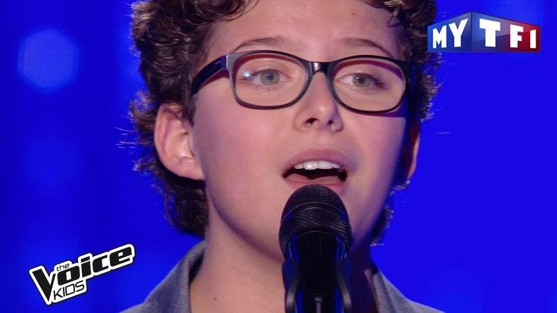 Edith Piaf – Non, je ne regrette rien | Alessio | The Voice Kids France 2018 | Blind Audition