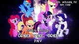 Gone, Gone, Gone (PMV) - 20th PMV - My Little Pony Friendship is Magic