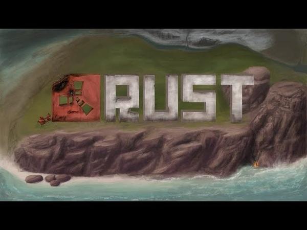 Rust Выживаем после Вайпа Lax Rust
