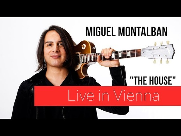 NEW ★ OFFICIAL VIDEO ★ THE HOUSE ★ MIGUEL MONTALBAN