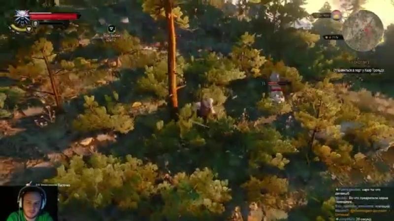 Ведьмак 3_ Дикая Охота прохождение с Карном. Часть 45 - Скеллиге. Обожаю
