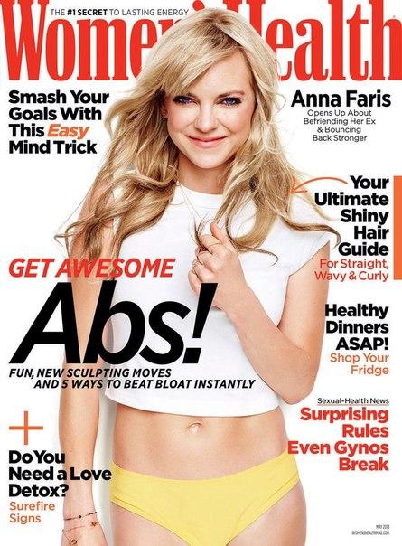 Анна Фэрис рассказала о решении увеличить грудь после развода: «Я до сих пор в шоке»