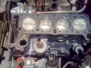 Капремонт двигателя своими руками нивы шевроле