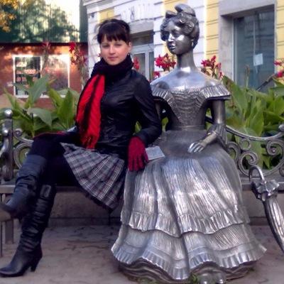 Татьяна Черкасова, 30 апреля 1991, Чебоксары, id123530117