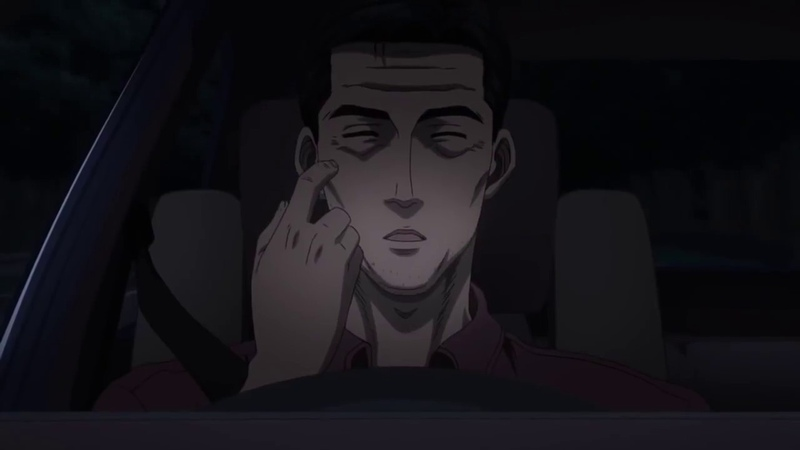 Initial D Legend 3: Bunta, the Drift King [1st Stage Audio Subtitles]