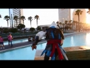 Assassins Creed 4 Black Flag - Meets Parkour in Real Life