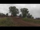 WRC Rally Poland 2017 Craig Breen Mistake