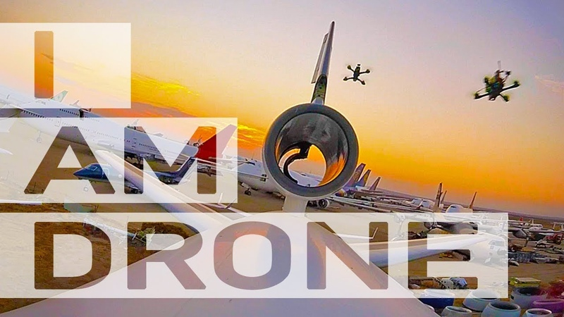 I am drone