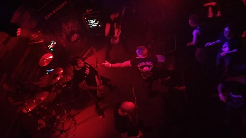 CRY EXCESS - live concert video (2) / Nizhny Novgorod/02.10.18 «Цвет настроения синий» video by ICED@NTE